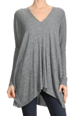 Rosetta Tunic Sweater