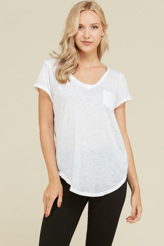 Burnout Comfortable T-Shirt