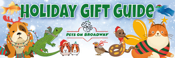 Holiday Gift Guide - Small Animal