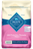 Life Protection Small Breed Chicken And Brown Rice Recipe Dry Adult Dog Food