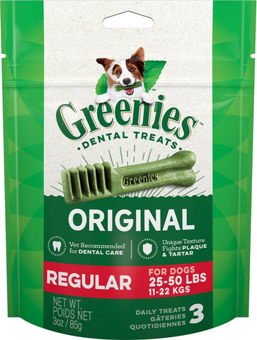Regular Original Dental Dog Chews