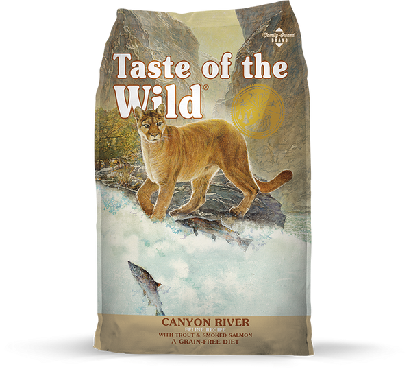 Canyon River Dry Grain-Free Cat Food
