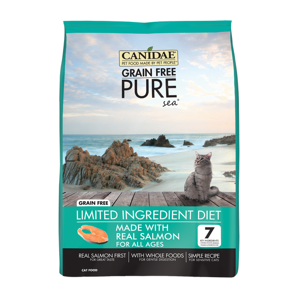Grain-Free PURE Sea Dry Cat Food