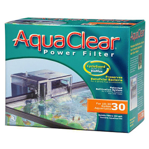 30 Aquarium Multi-Stage Power Filter