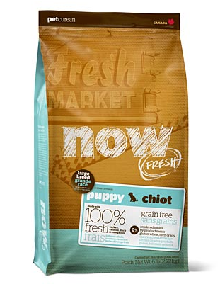 Grain-Free Large Breed Puppy Formula Dry Food