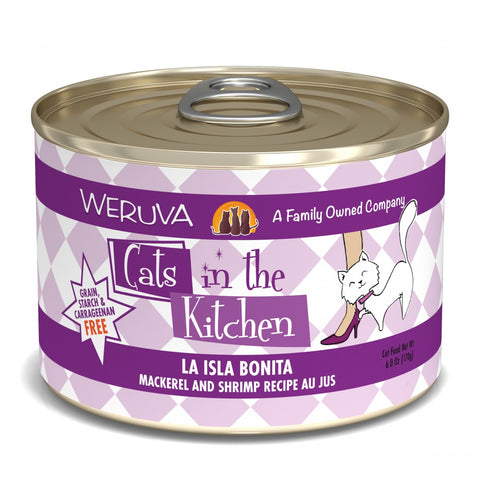 Weruva Cats in the Kitchen Isla Bonita Canned Cat Food