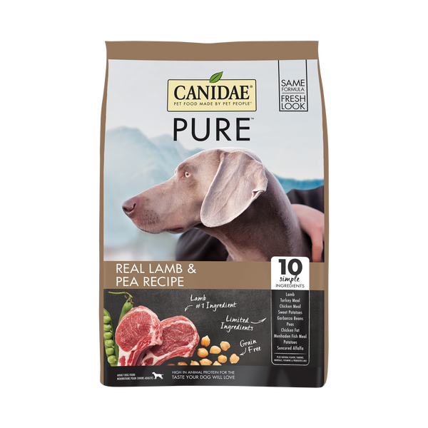 Grain-Free PURE Elements with Fresh Lamb Dry Dog Food
