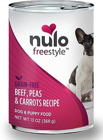FreeStyle Grain-Free Beef, Peas, and Carrots Recipe Canned Dog Food