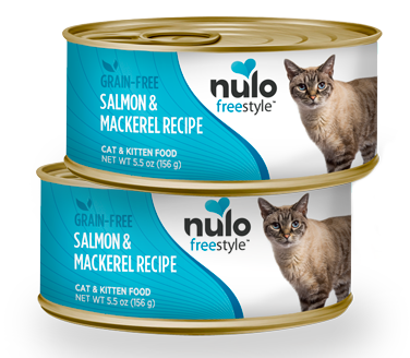 FreeStyle Grain-Free Salmon and Mackerel Recipe Canned Cat Food