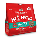 Freeze-Dried Raw Savory Salmon & Cod Meal Mixers Grain-Free Dog Food Topper