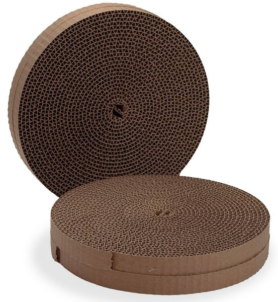 Turbo Scratcher Replacement Pads Cat Toy