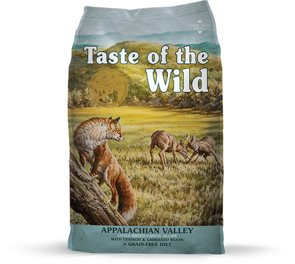 Appalachian Valley Small Breed Recipe Dry Grain-Free Dog Food