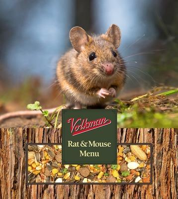 Rat & Mouse Menu Vitamin Enriched Small Animal Food