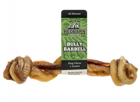 Naturals Bully Barbells Dog Chews
