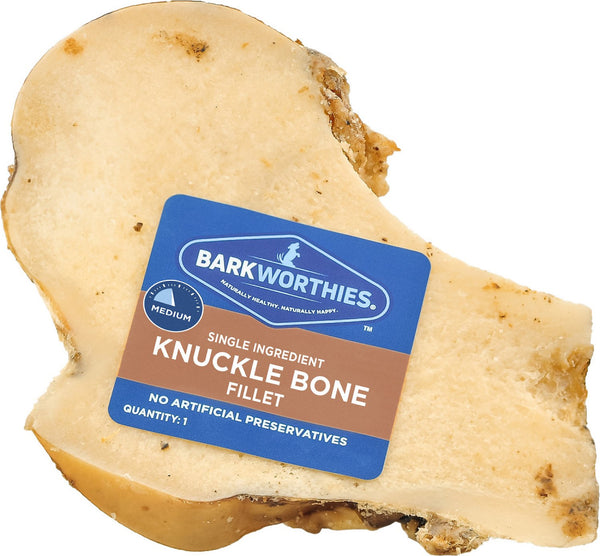 Knuckle Bone Beef Fillet Dog Chew for Large Breed Dogs