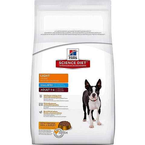 Light Small Bites Adult Dry Dog Food