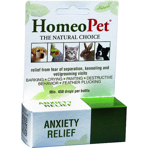 Anxiety Relief Formula Natural Liquid Drops for All Animals