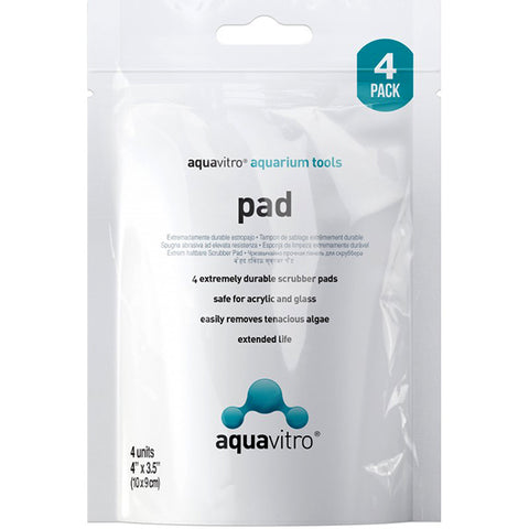 AquaVitro Cleaning Pad Algae Scrubbing Aquarium Tool