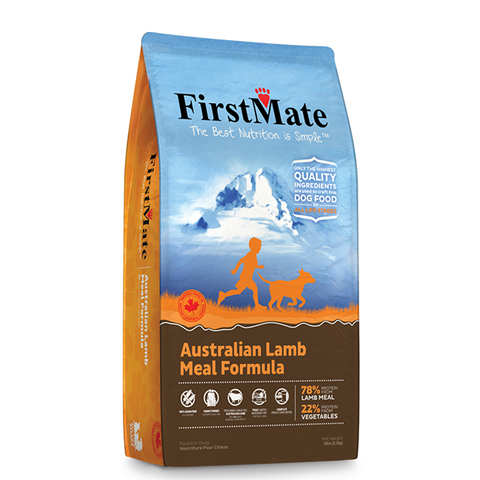 Australian Lamb Meal Formula Limited Ingredient Diet Grain-Free Dry Dog Food