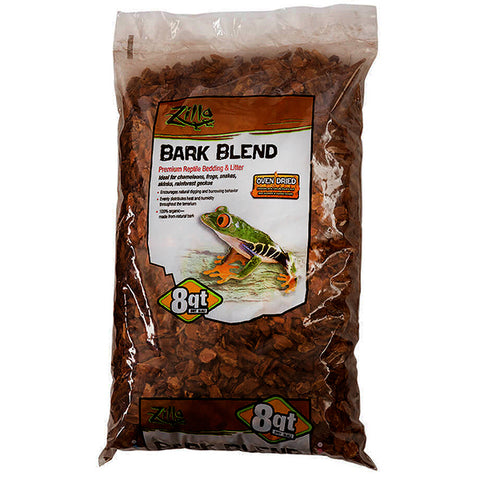 Bark Blend Tropical Habitat Wood Bark Bedding Reptile & Amphibian Substrate