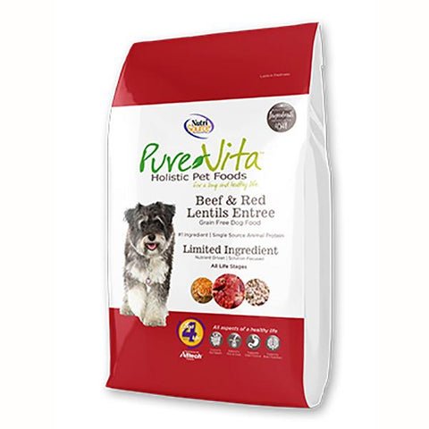 Beef & Red Lentils Entree Grain-Free Dry Dog Food
