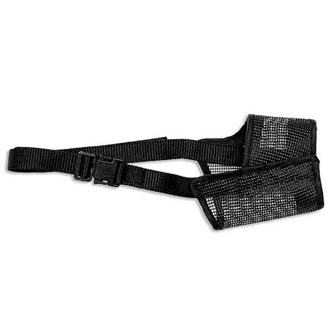 Best Fit Adjustable Mesh Dog Muzzle