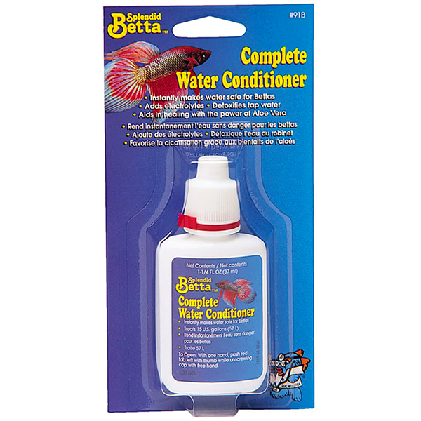 Betta Complete Aquarium Water Conditioner
