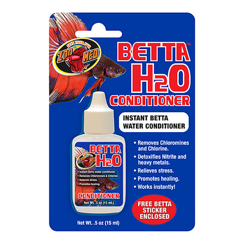 Betta H20 Conditioner Drops