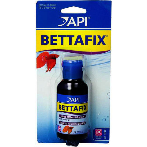 Bettafix Natural Healing & Antibacterial Betta Liquid