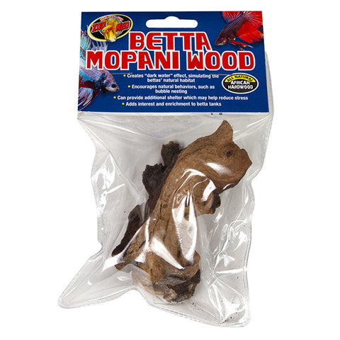 Betta Mopani Wood Aquarium Decor