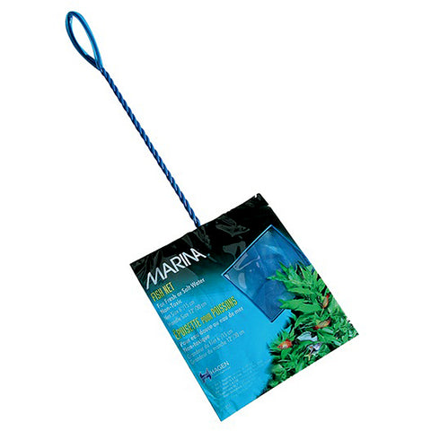 Fine Nylon Aquarium Net Blue