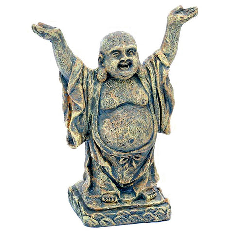 Standing Buddha Aquarium Decoration