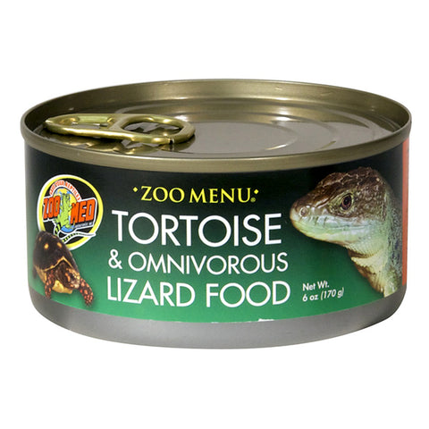 Zoo Menu Canned Tortoise & Omnivorous Reptile Food