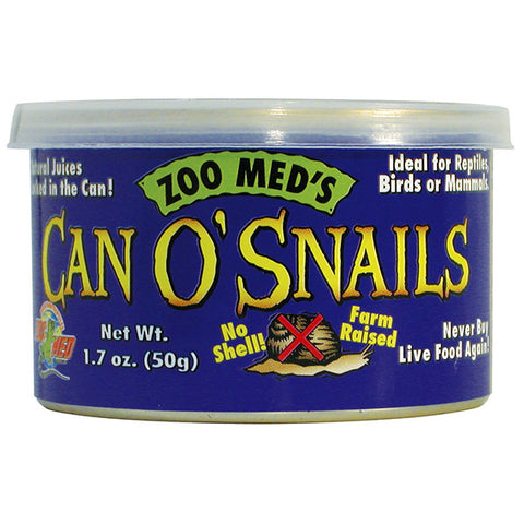 Can O' Snails Canned Snails Reptile & Bird Food