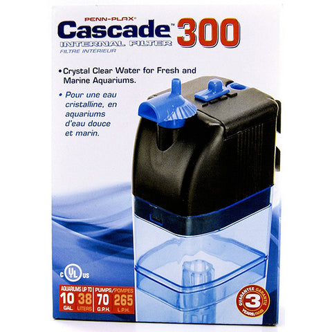 Cascade 300 Internal Aquarium Filter