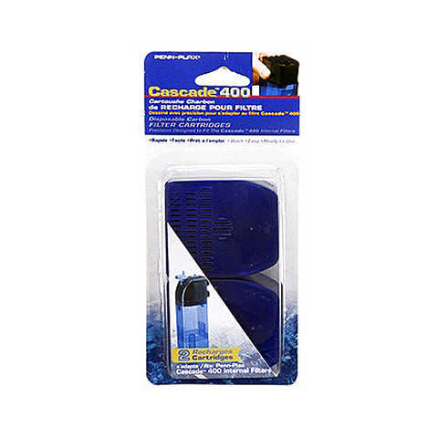Cascade Replacement Carbon Filter Cartridge for Cascade 400 Internal Filter