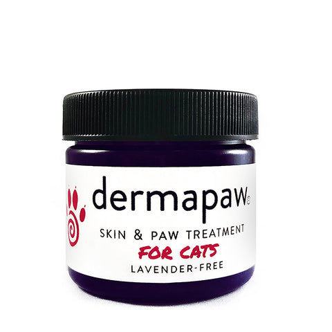 Dermapaw For Cats Skin & Paw Treatment ( Lavender-Free )