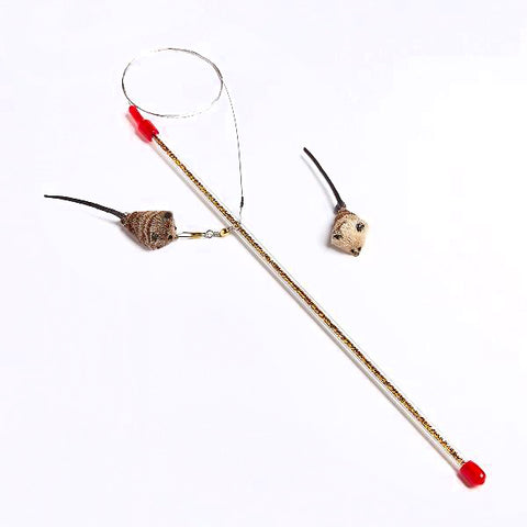 Cat Catcher Wand Cat Toy