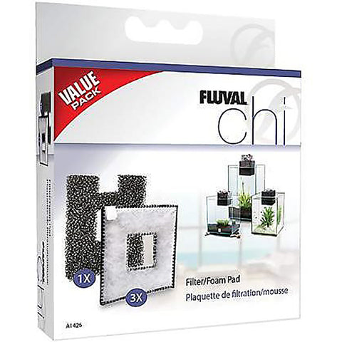 Chi II Filter Pad & Filter Foam Pad Value Pack