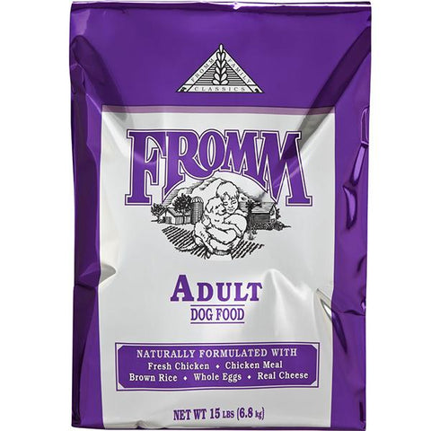 Family Classics Adult Formula Dry Dog Food