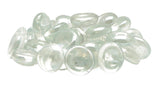 Gem Stones Marbles Aquarium Decoration Clear