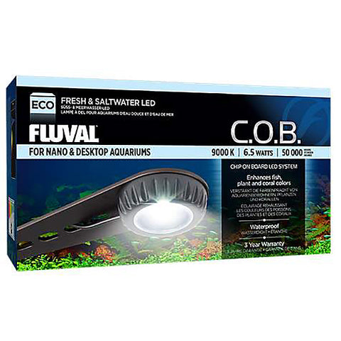 C.O.B. LED Lamp for Desktop & Nano Aquariums
