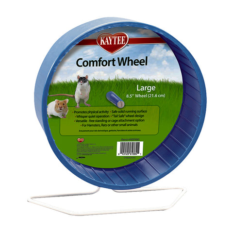 Comfort Wheel Plastic Small Animal Exercise Habitat Addition