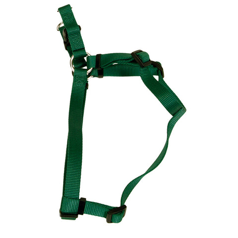 Comfort Wrap Adjustable Nylon Harness Hunter Green