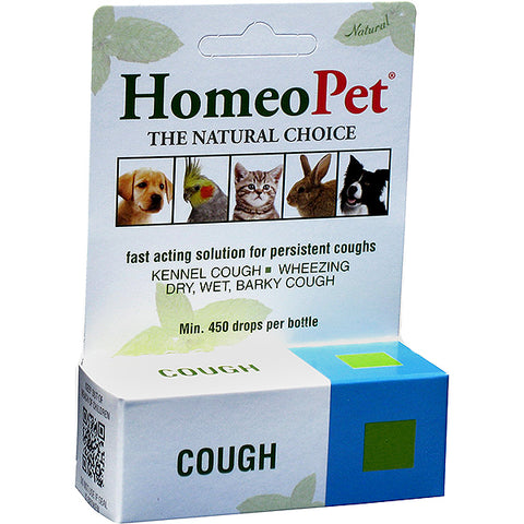 Cough Formula Natural Liquid Drops for All Animals