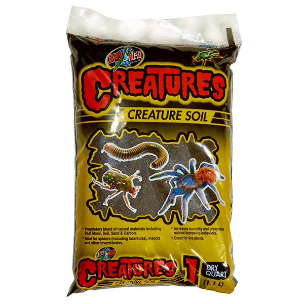Creatures Soil Insect & Arthropod Bedding & Substrate