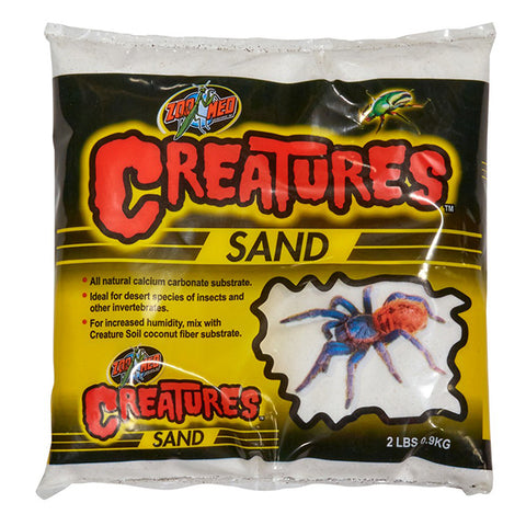 Creatures Sand Calcium Carbonate Substrate