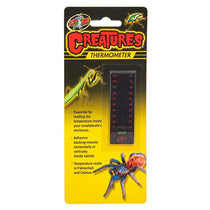 Creatures Adhesive Color Gauge Insect & Arthropod Temperature Monitoring