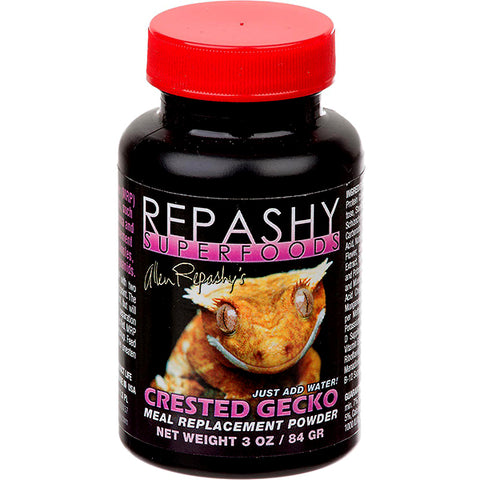 Crested Gecko Meal Replacement Powder