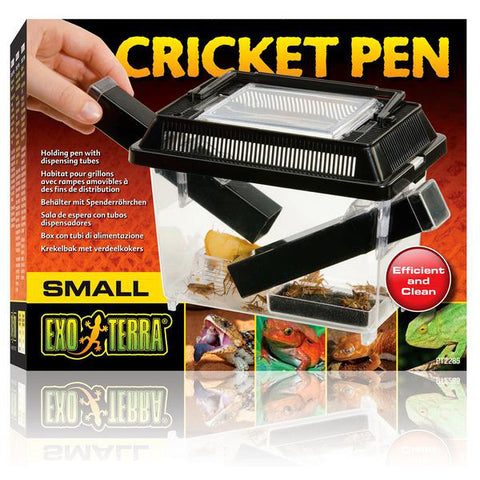 Cricket Pen Travel Carrier with Dispensing Tubes
